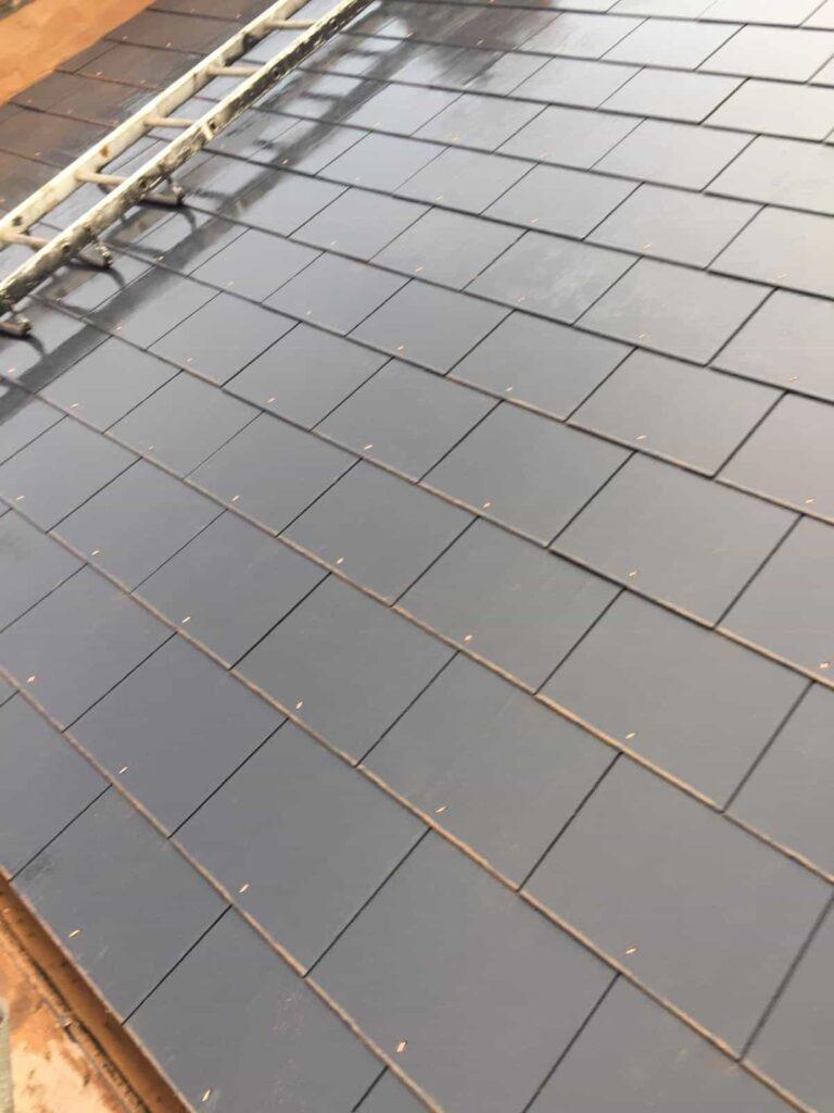 Slate Roofs Somerset