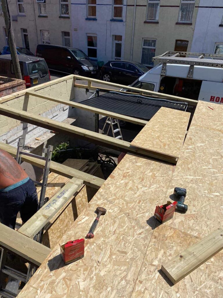 Flat Roofing Somerset