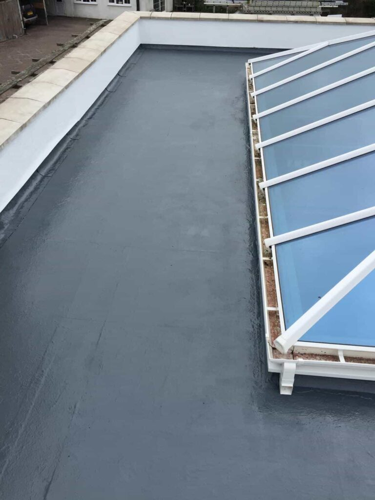Flat Roofs Somerset